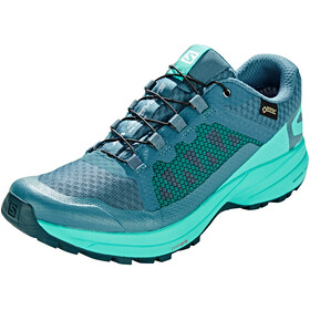 Salomon W's XA Elevate GTX Shoes mallard blue/atlantis/reflecting pond